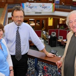 Charity Fundraising - Age UK