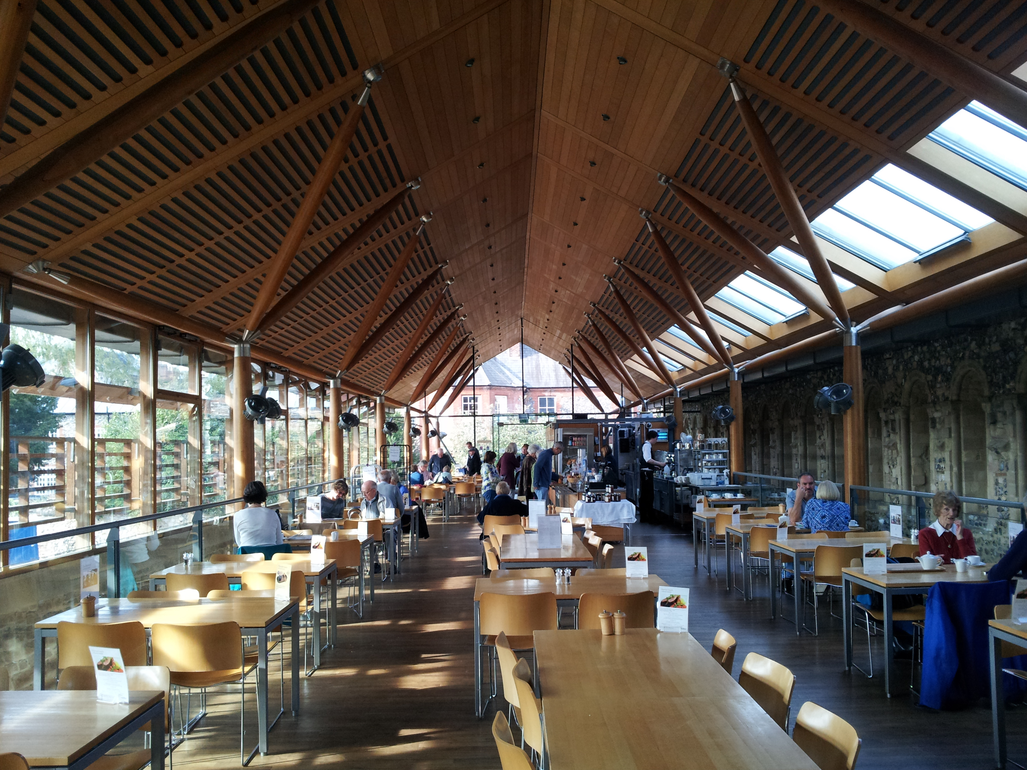 NC Refectory Case Study Image