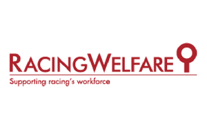 Logo for the Racing Welfare