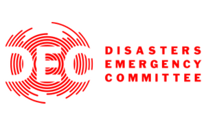 Logo of the Disaster Emergency Committee