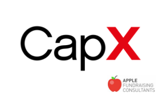 CapX hired Apple Fundraising Consultants to manage a capital campaign.
