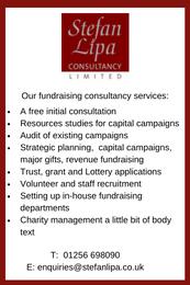 Stefan Lipa Fundraising Consultants